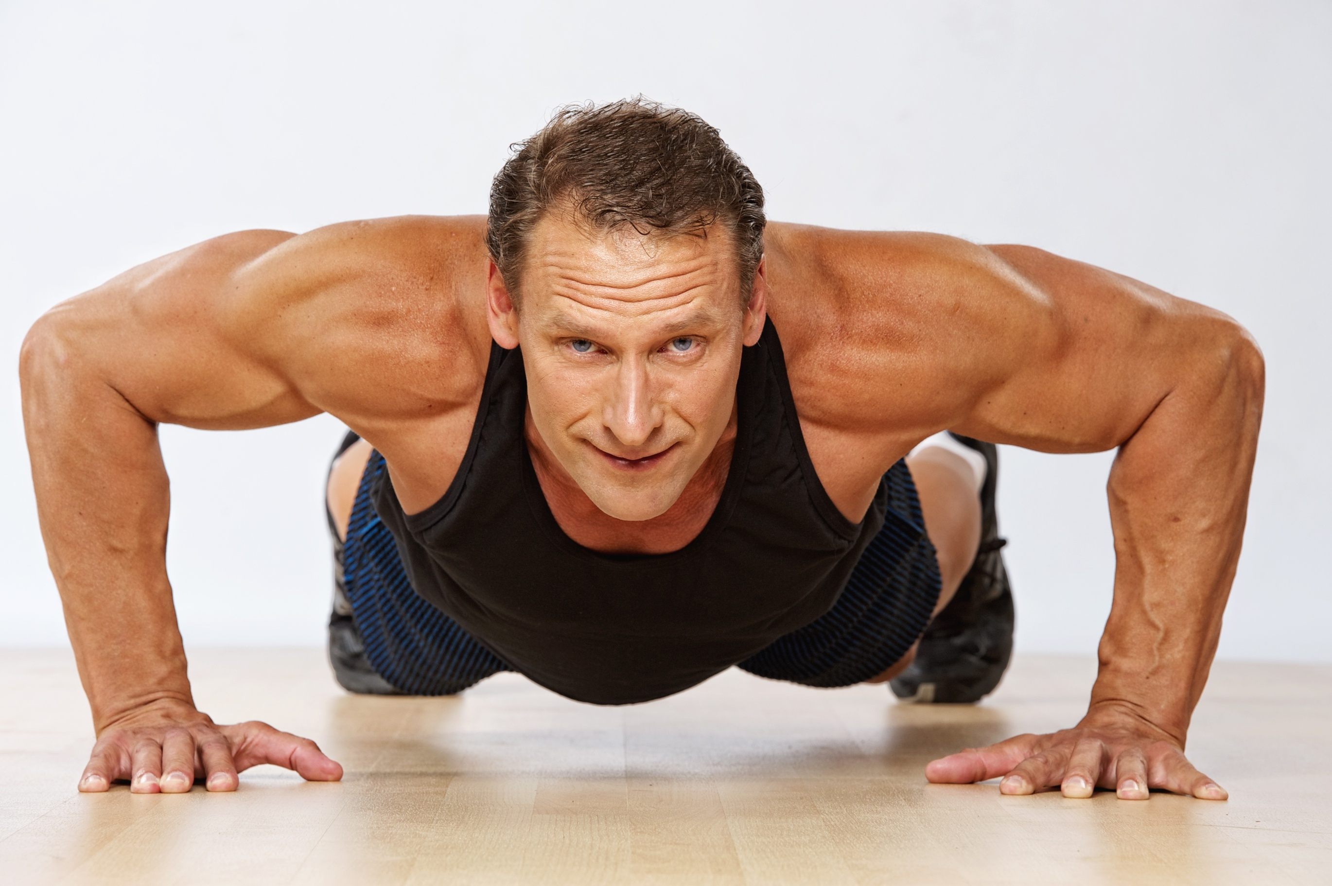 10 Workout Tips For The Middle-Aged Man