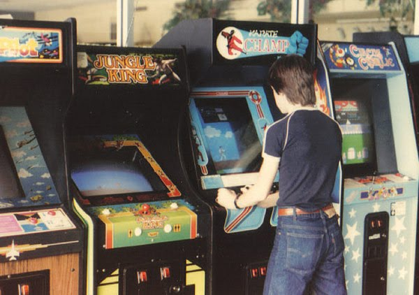 Arcades Of The 80s
