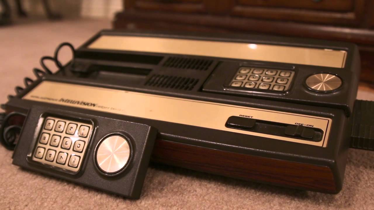 Begun the Console Wars Has: Intellivision Strikes Back ...