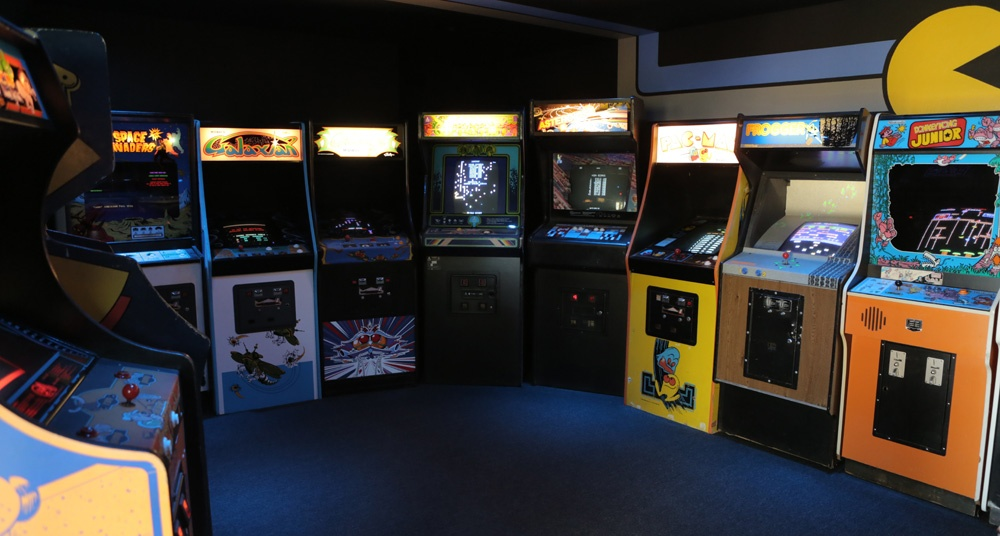 When Video Game Arcades Ruled The Earth