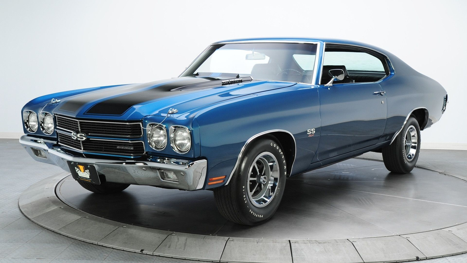 Top 10 American Muscle Cars Of All Time