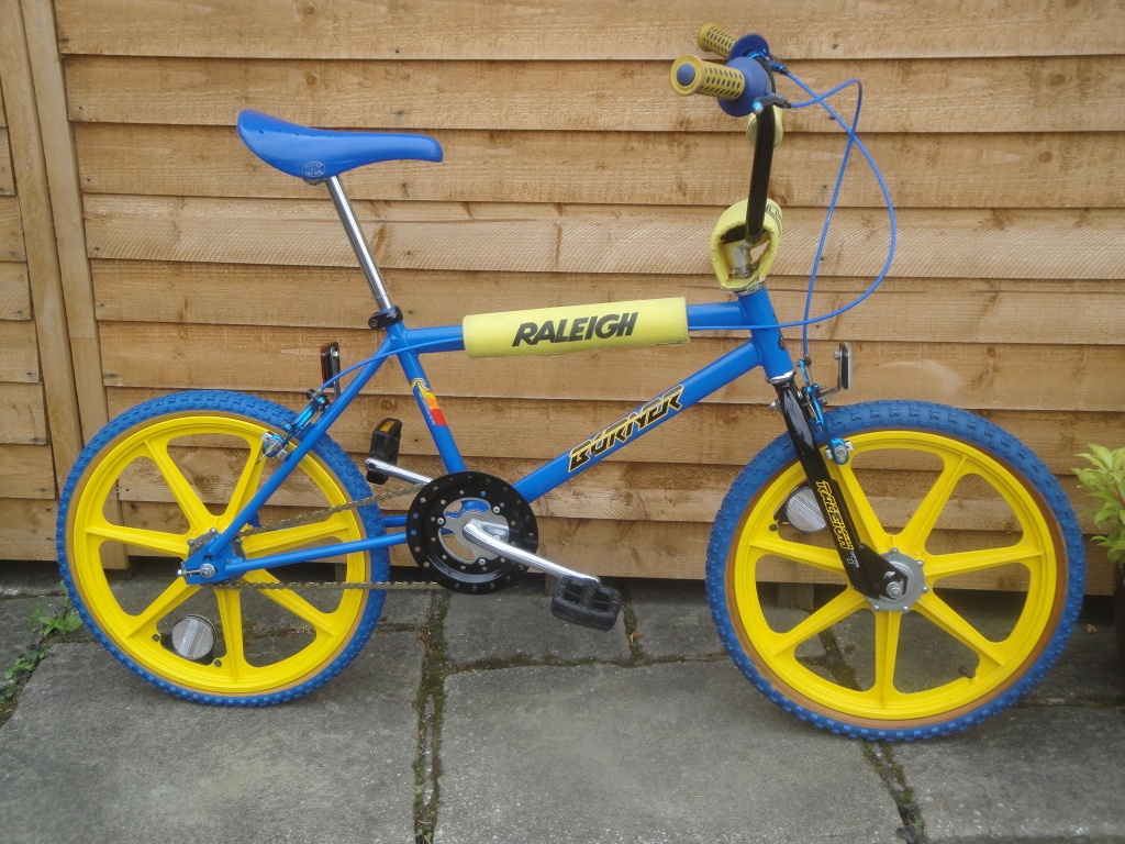 Totally Rad BMX Bikes We Rode In The '80s