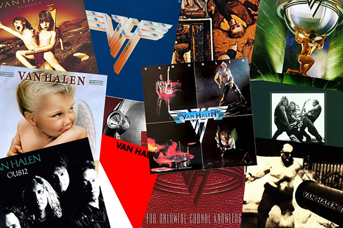 Every Van Halen Album Ranked Worst To First