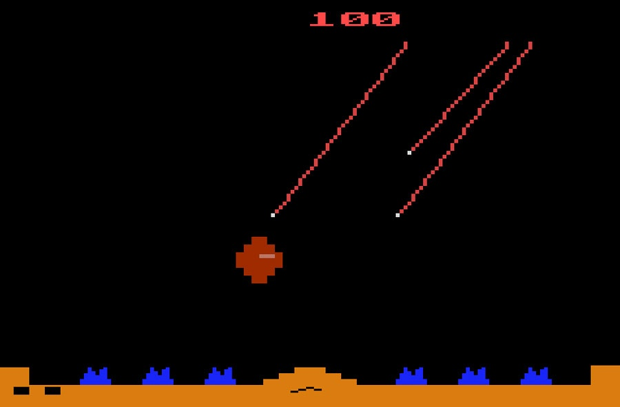 TEST YOURSELF: Can You Guess These 10 Classic Atari Games By One Image?