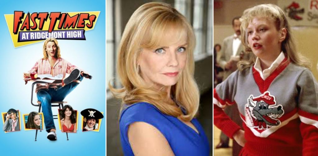 Kelli Maroney Talks About FAST TIMES AT RIDGEMONT HIGH, NIGHT OF THE COMET And Her Career In Hollywood
