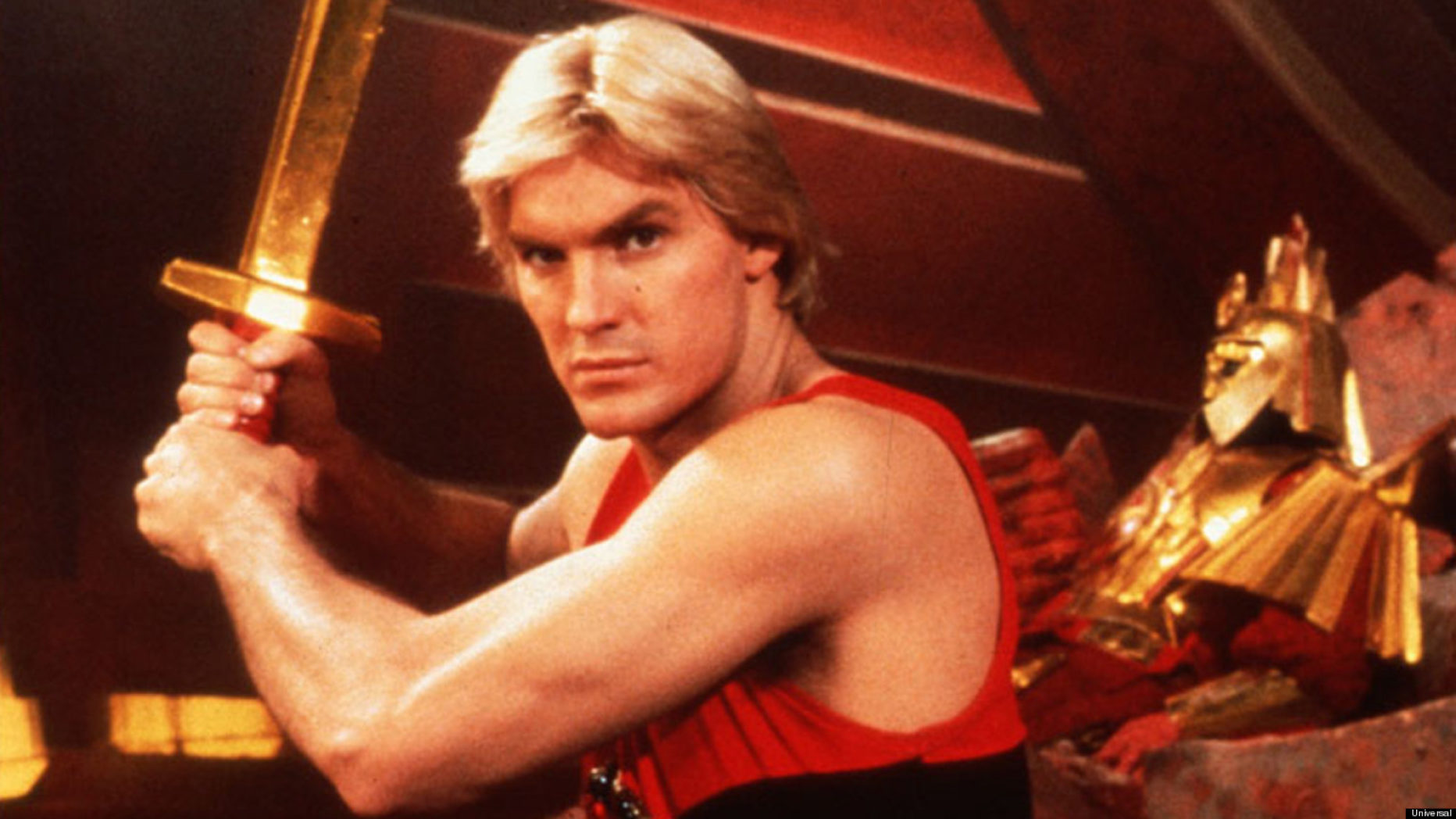 Sam J. Jones (FLASH GORDON, TED) Talks About His New Documentary 'Life After Flash'