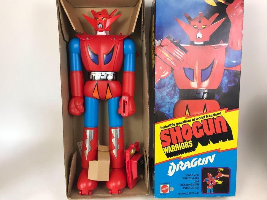 Do You Remember The Awesomeness Of Shogun Warriors?