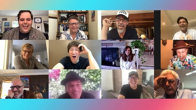 Watch 'The Goonies' Cast Reunite: Steven Spielberg Teases POTENTIAL SEQUEL