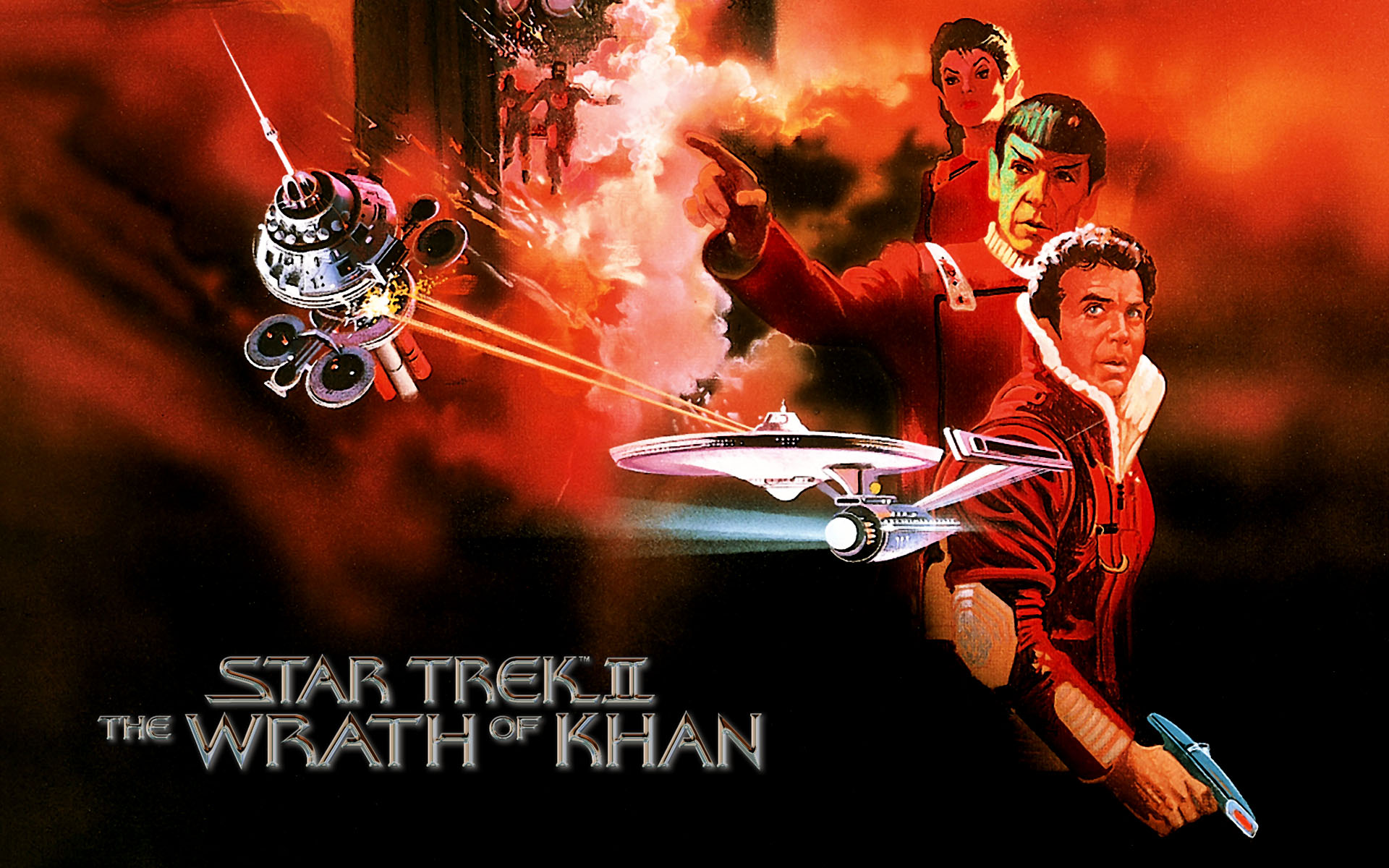Star Trek II: The Wrath Of Khan Reminds Us That Revenge Is A Dish Best Served Cold