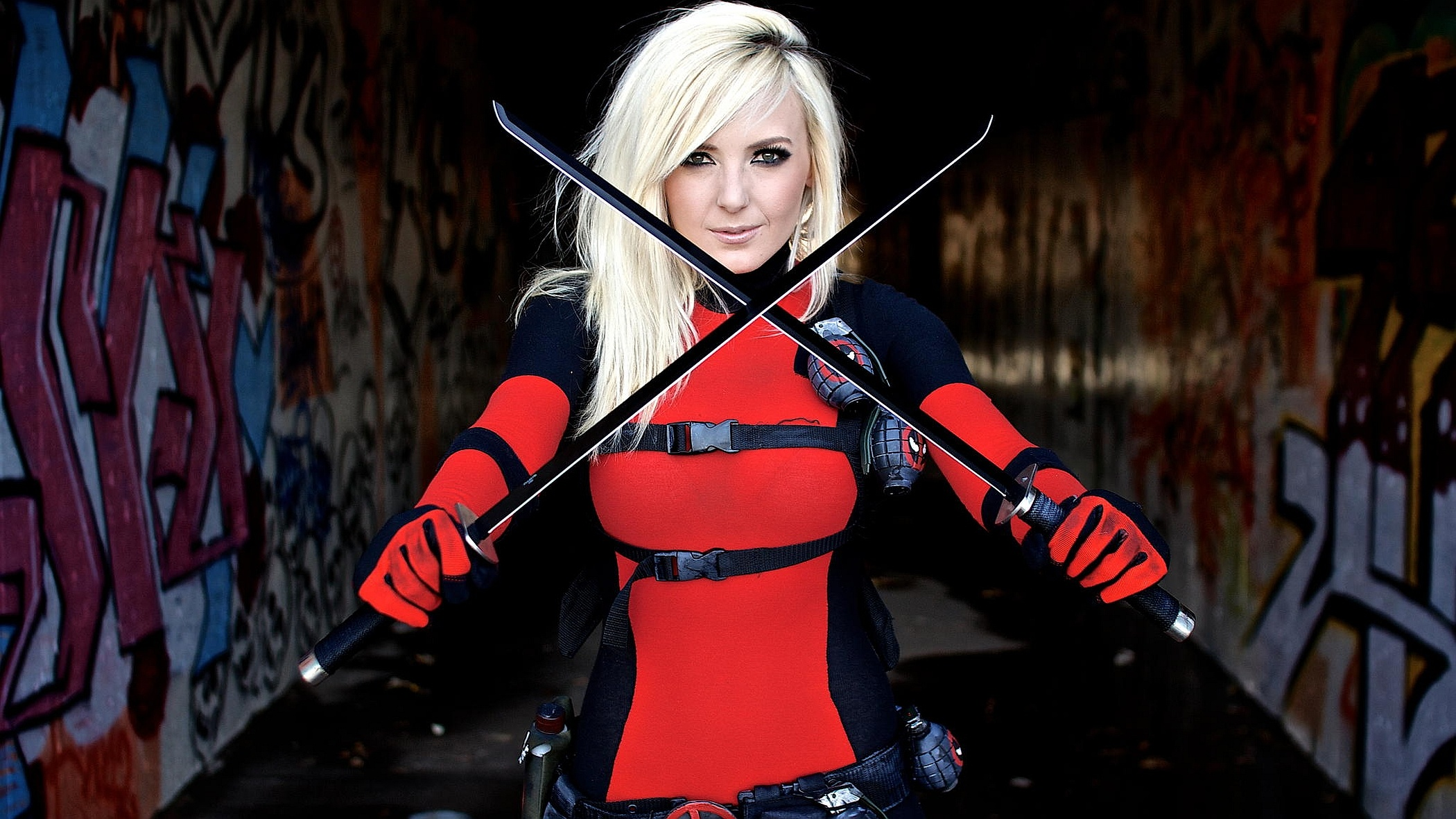 Nerd Out With These Hot Cosplay Girls