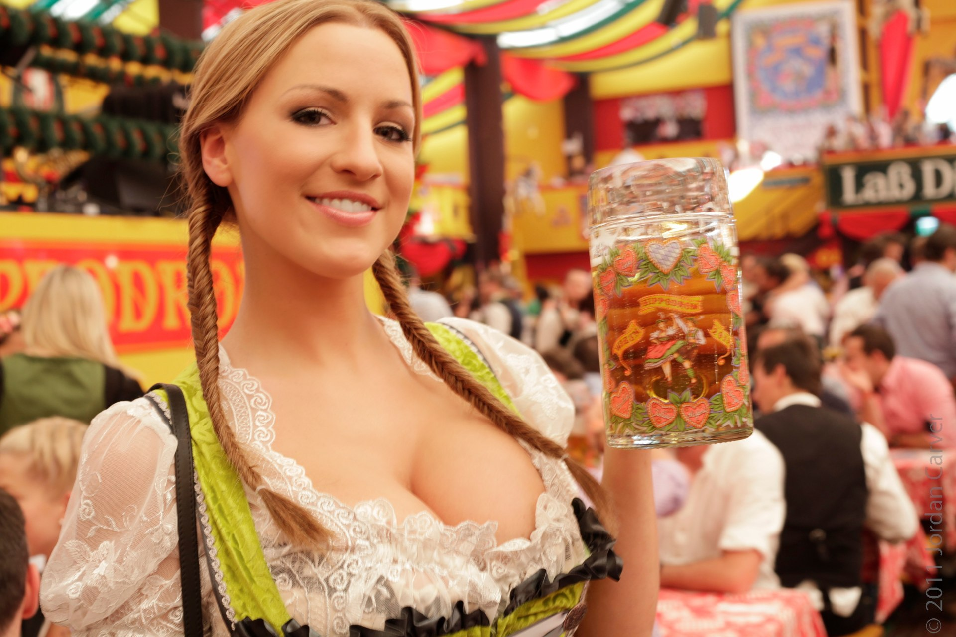 Grab A Beer With Your Buddy And Head To Oktoberfest