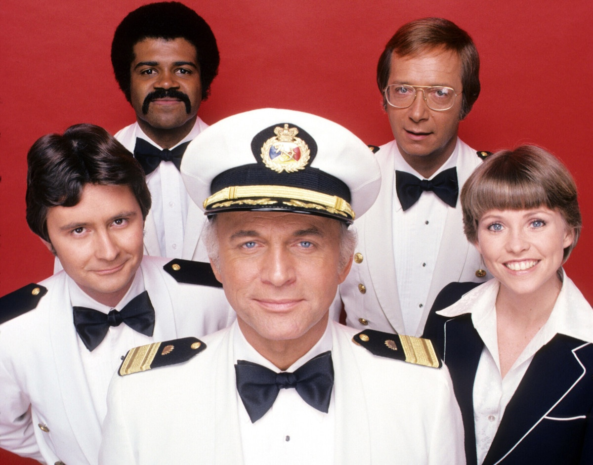 You Probably Can't Name Love Boat Characters