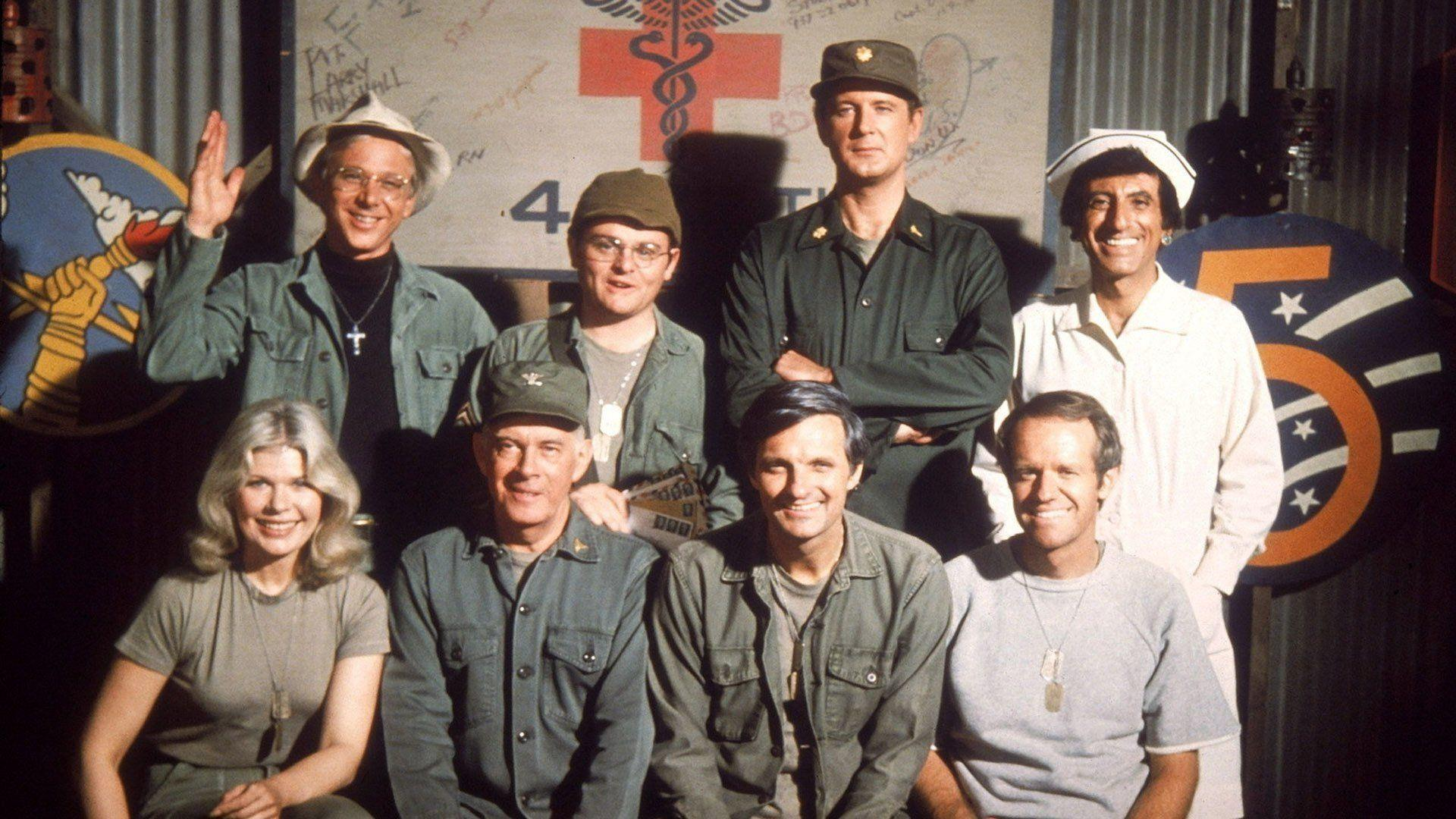 TEST YOURSELF: Can You Guess The Name Of These M*A*S*H  Actors?
