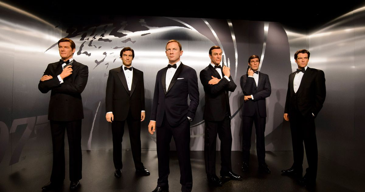 Every James Bond Movie Ranked Worst To First