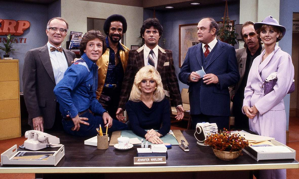 You Probably Can't Name These WKRP in Cincinnati Characters