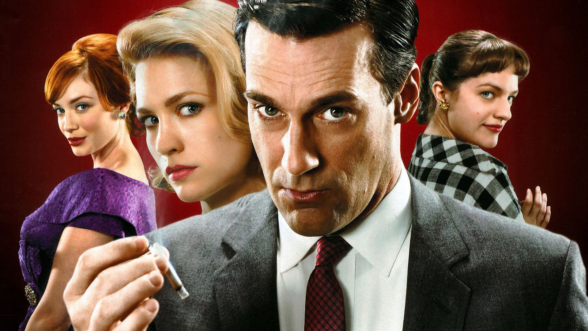 Can You Identify These Mad Men Actors?