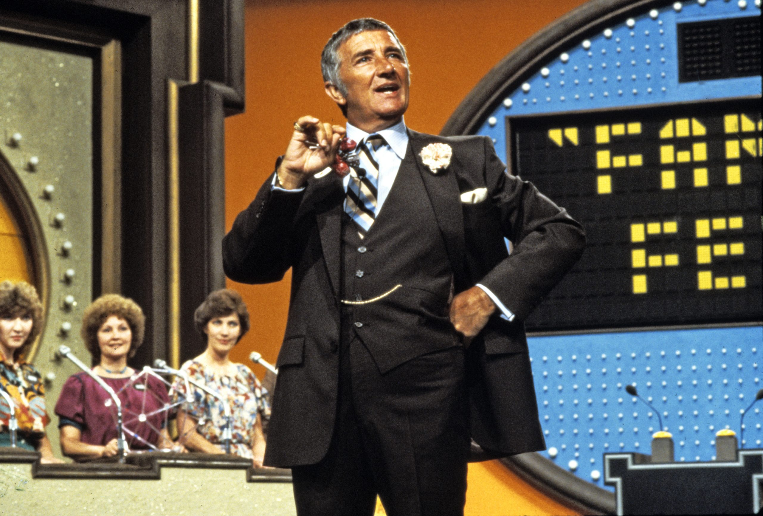 TEST YOURSELF: Can You Identify These TV Game Show Hosts?