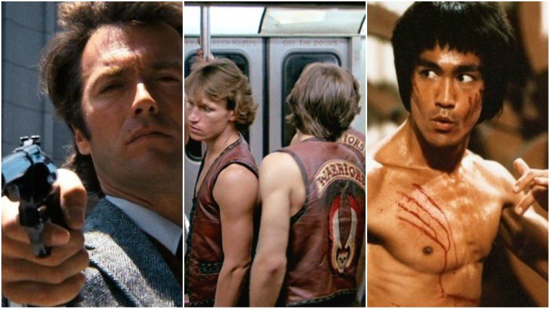Top 10 Action Movies Of The '70s