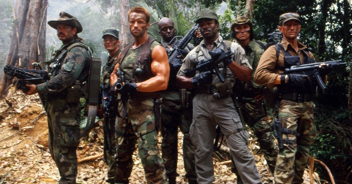 Predator Is A Cinematic Masterpiece That Still Holds Up Well Today