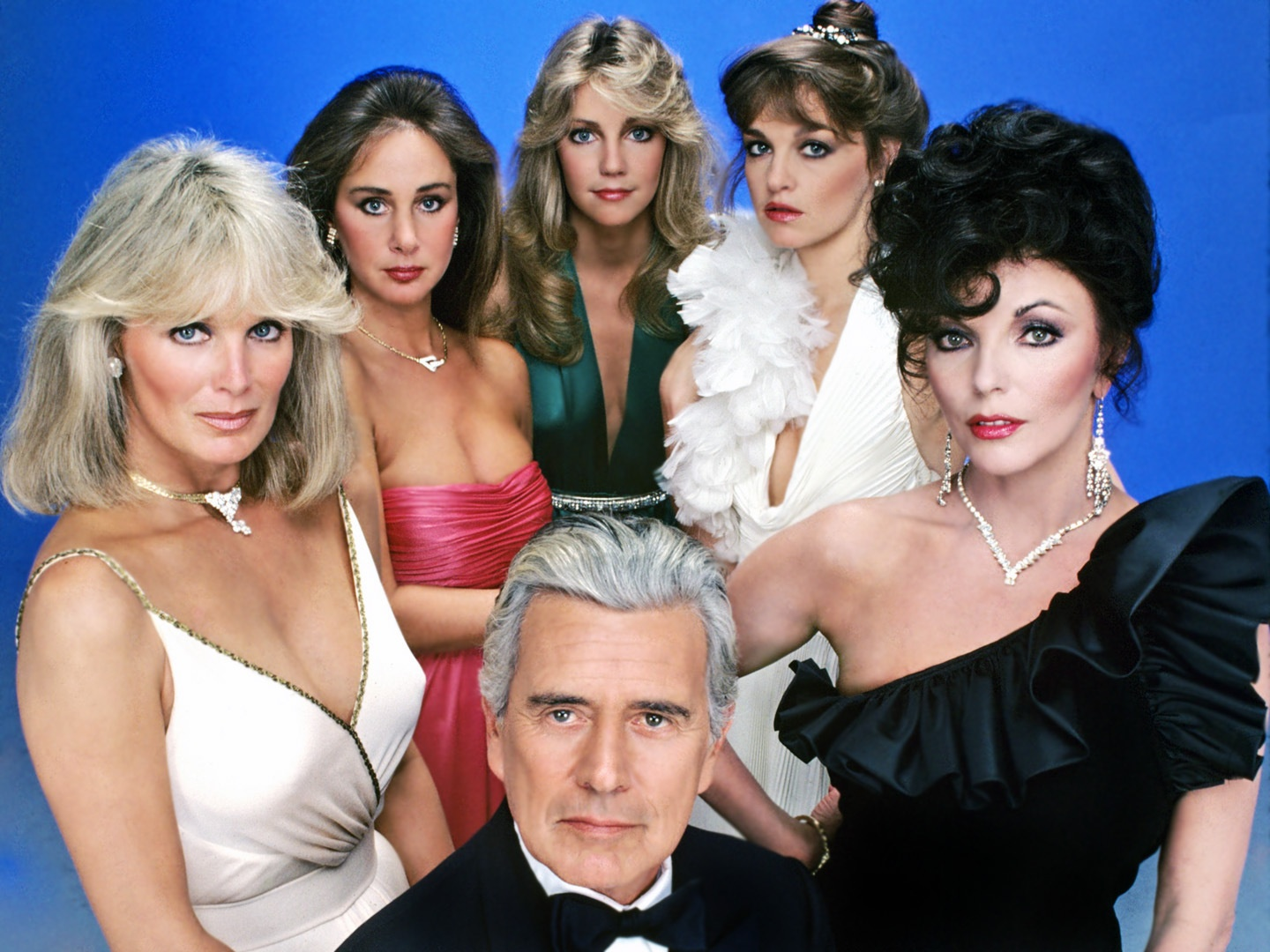 The Female Stars Of Dynasty Made It The Sexiest Show Of The '80s